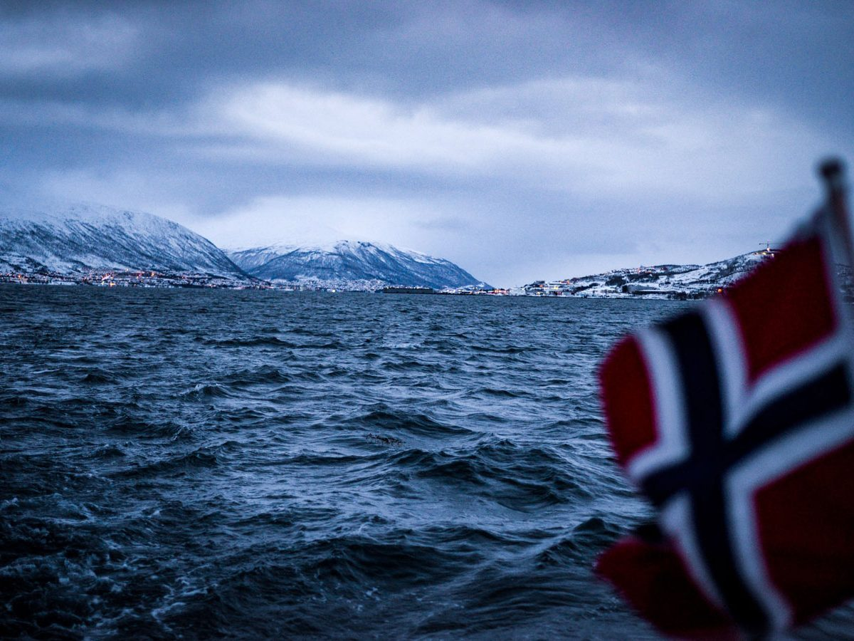 Segelkreuzfahrt Norwegen